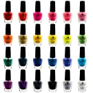 SHANY Cosmopolitan Nail Polish set - Pack of 24 Colors - Premium Quality & Quick Dry