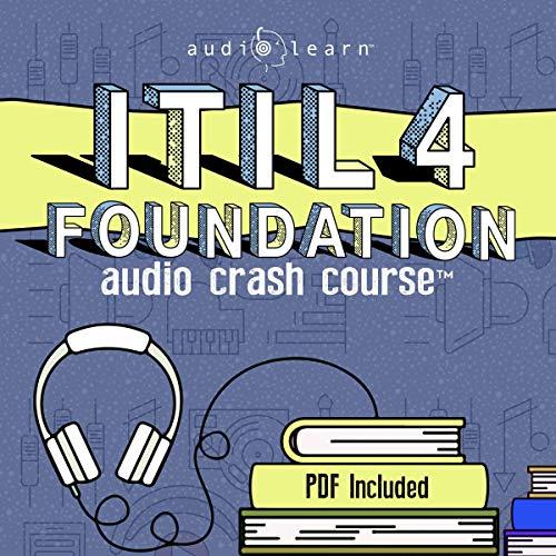 Couverture de ITIL 4 Foundation Audio Crash Course