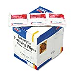 First Aid Only H307 Antiseptic Cleansing Wipes 50/Box