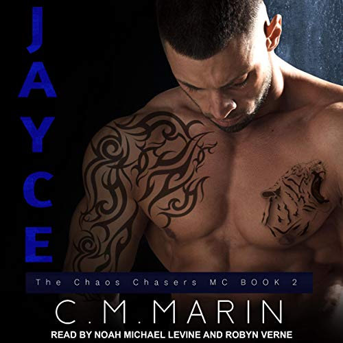 Jayce audiobook cover art