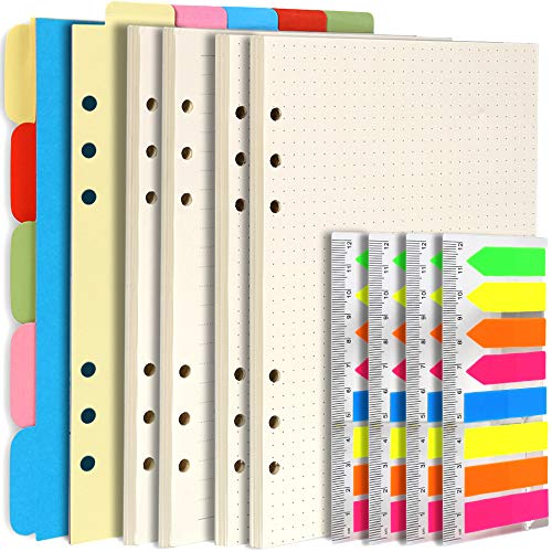 Teenitor A5 Notebook Refillable ...