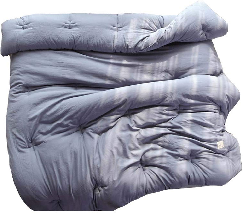 Comfortable Home Courtepointe Hiver Velours Plume,Quilt Single Double Quilt, Chaud en Hiver,200  230cm