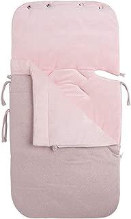 Babys Only 235521 Musselin Bezug f/ür Babyschale Breeze rosa