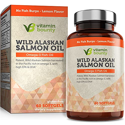 Omega 3 Fish Oil from Wild Alaskan …
