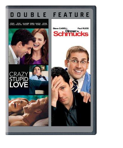 Crazy Stupid Love / Dinner For Schmucks (2pc) [DVD] [Region 1] [NTSC] [US Import]