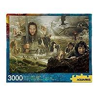 The Lord Of The Rings (ロード・オブ・ザ・リング) 映画シリーズ3部作 3000 Piece Jigsaw Puzzle (3000 ピース ジグソーパズル) [並行輸入品]