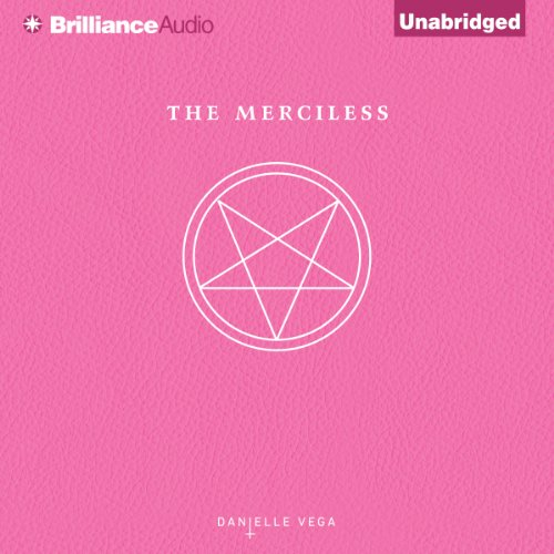 The Merciless audiobook cover art