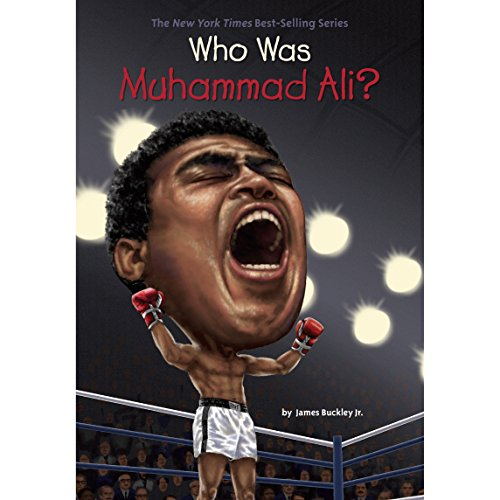 Who Was Muhammad Ali? audiobook cover art