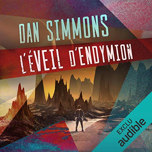L'éveil d'Endymion audiobook cover art