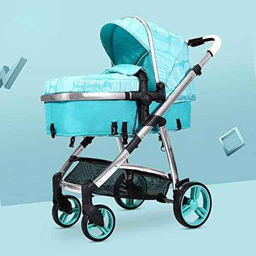 Check Out This TXTC Umbrella High View Pram Carriage,Compact Buggy Strollers,Portable Baby Stroller ...