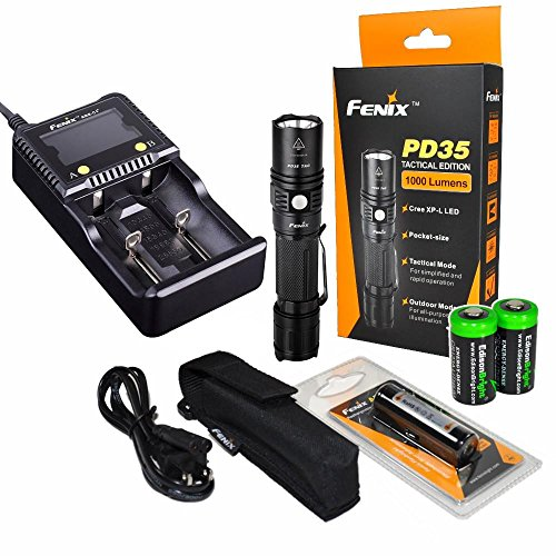 Fenix PD35 1000 Lumen CREE XP-L LED...