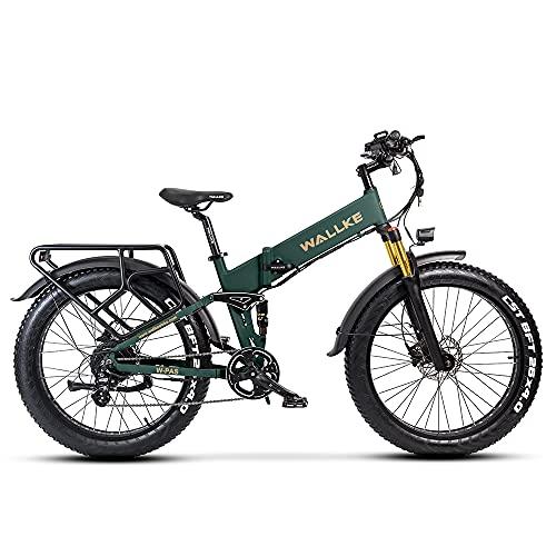 W Wallke X3 Pro Folding Electric Bike