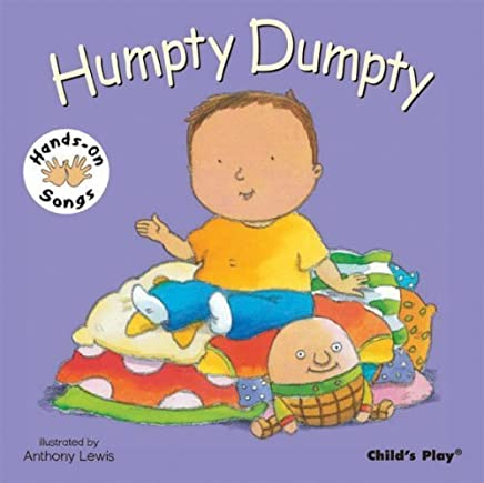 Humpty Dumpty: BSL (British Sign Language) (Hands on Songs) by Anthony Lewis (2008) Board book