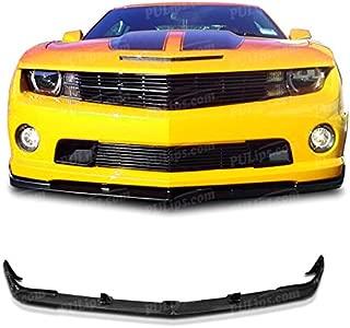 PULips(CHCM10V6STLFAD) Star Style Front Bumper Lip For Chevrolet Camaro LT/LS 2010-2013