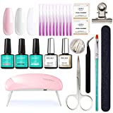 Fiberglass Nail Kit for Nail Art Quick...