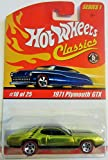 1971 Plymouth GTX Hot Wheels Classics Series 1 - Antifreeze 10 of 25