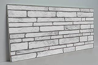 Hochwertig Wandverkleidung In Steinoptik Für Schlafzimmer, Wohnzimmer, Küche Und  Terrasse In Klinkeroptik Look. (