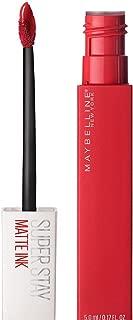 Maybelline SuperStay Matte Ink Liquid Lipstick, Voyager 0.17 oz ( Pack of 2)