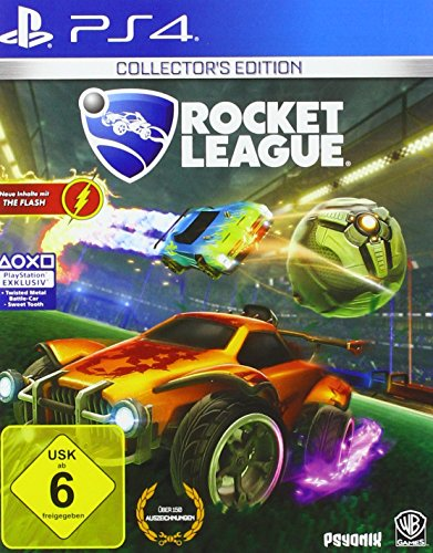 Rocket League - Collector\'s Edition - [PlayStation 4]