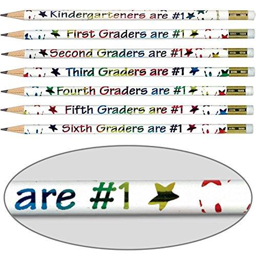 Really Good Stuff 1103145th Make The Grade Pencils - Grade 5