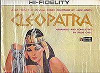 Original Score - Cleopatra, By Russ Case