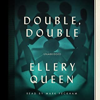 Double, Double audiobook cover art