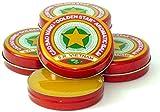 12 Boxes X 10 Grams (Net Weight), Golden Star Balm, Cao Sao Vang Vietnam, Aromatic Balsam by Golden Star Balm