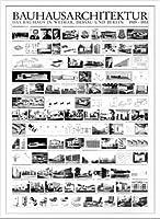 Bauhaus/バウハウス《Architektur 1919-1933/IBH70041》☆額付グラフィックアートポスター通販☆