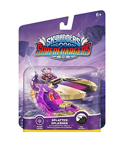ACTIVISION Skylanders Superchargers - Vehicle Pack : Splatter Splasher