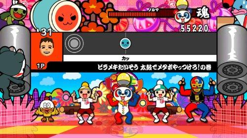 太鼓の達人Wiiみんなでパーティ☆3代目!(ソフト単品版)
