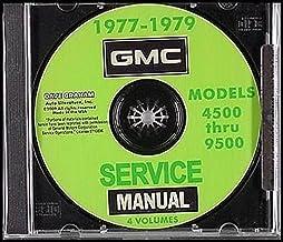 Amazon Com Gmc 7000 Repair Manual Books