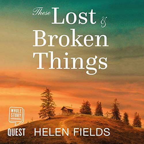 Couverture de These Lost & Broken Things
