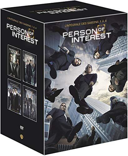 Person of Interest-Saisons 1 à 4