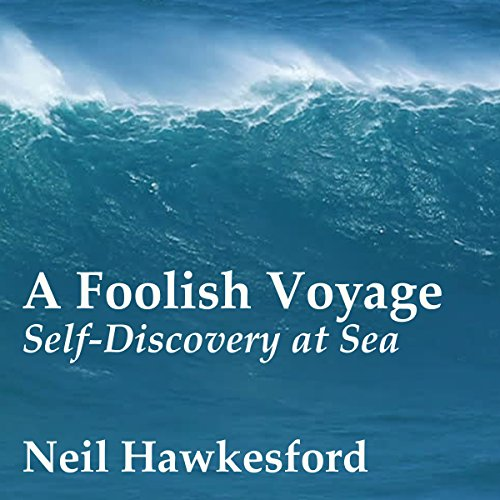 A Foolish Voyage audiobook cover art