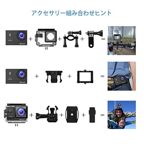 Victure『アクションカメラAC800』