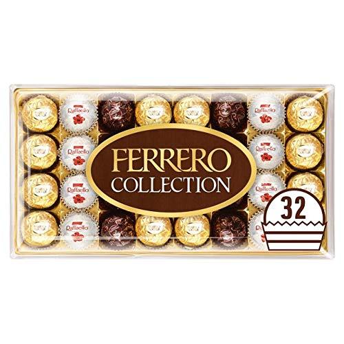 Ferrero Rocher Colección 32Piezas 349g