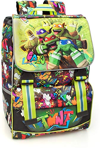 Viacom 72212 Ninja Turtles, Zainetto per bambini multicolore