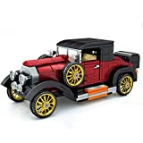 Sembo Blocks Kids Building Toys Boys Puzzle Vintage Car Model 607400-07-No Original Box (607405)