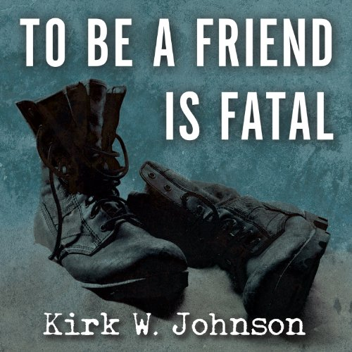 To Be a Friend Is Fatal audiobook cover art