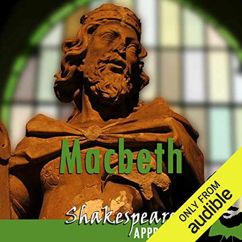 Macbeth audiobook cover art
