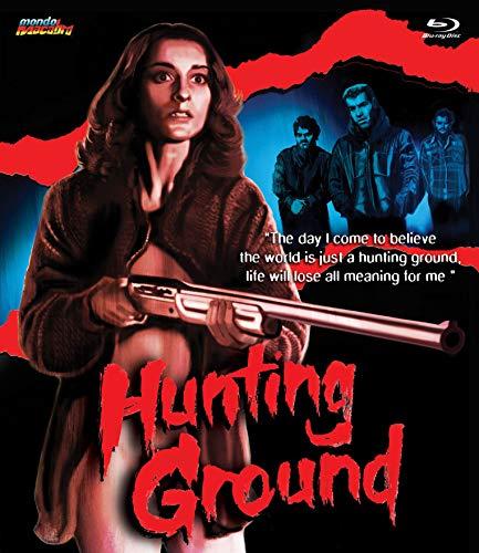 Hunting Ground (aka Code of Hunting) [USA] [Blu-ray]