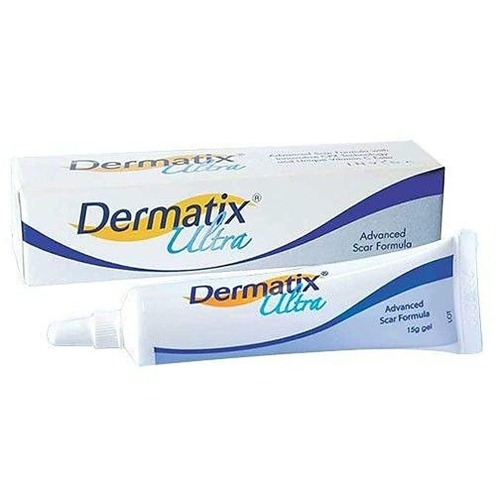 たとえ予定コインランドリーDermatix Ultra Gel 15g - 2 Tube - Advanced Scar Gel Reduction Treatment