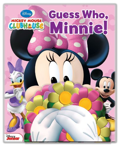 Disney Mickey Mouse Clubhouse: Guess Who, Minnie! (1)