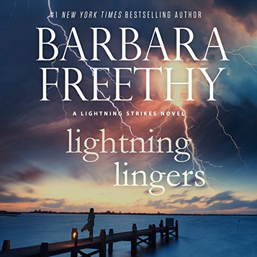 Lightning Lingers audiobook cover art