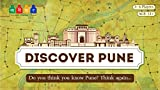 Realistic Pune Board Map 63 heritage locations to traverse with photos and information Two way to play game classic and strategic Formulate strategy to visit location and aquire contract Unfold multiple mystery cards, gain stars, catch players