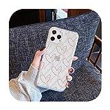 Coque transparente pour iPhone Samsung A S 11 12 6 7 8 9 30 Pro X Max XR Plus lite-a9-iPhone X