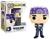 Funko Pop! TV: The Office Prison Mike (Exclusivo)