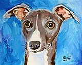 Italian Greyhound Art Print | Italian...