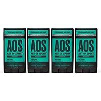 4-Pack Art of Sport Men's Deodorant, 2.7oz