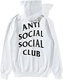 Best social anti social club hoodie Reviews